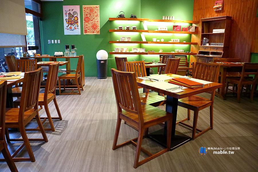 高雄中式定食 台式簡餐 新米茶味 環境