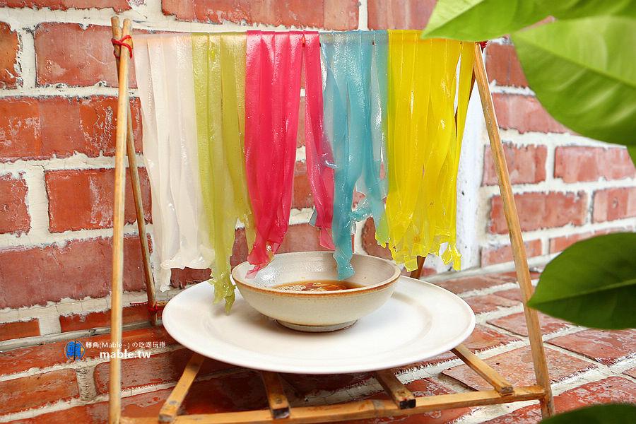 高雄 美濃必吃餐廳 彩色粄條 軒味屋