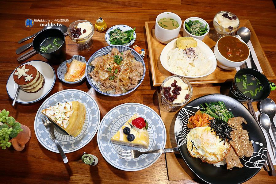 屏東老屋餐廳 Lili手作烘焙 限量米飯套餐