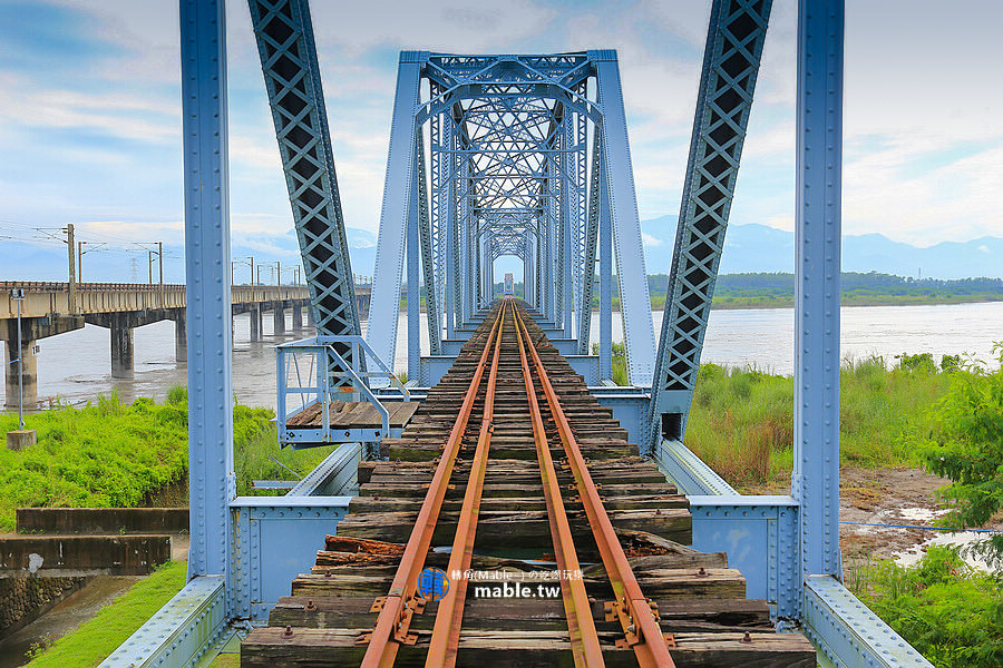 高雄大樹 舊鐵橋 天空步道