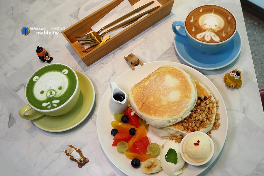 高雄下午茶 福岡人氣第一鬆餅 Cafe del SOL 漢神巨蛋8樓