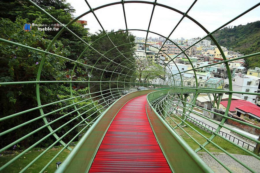 高雄景點 壽山哈瑪星高空溜滑梯 登山街60巷的記憶