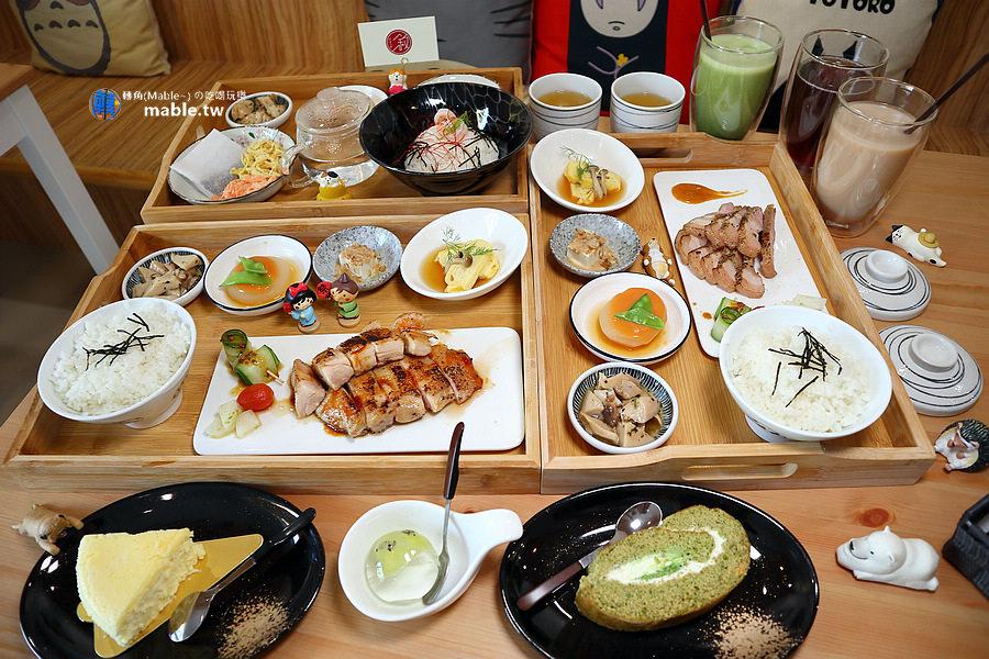 高雄日式早午餐 敘日朝食餐點