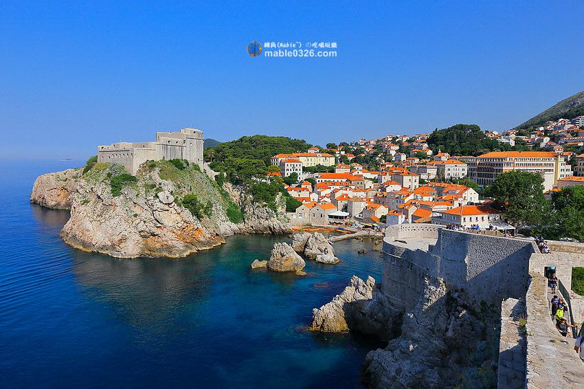 克羅埃西亞┃杜布羅尼克(Dubrovnik)