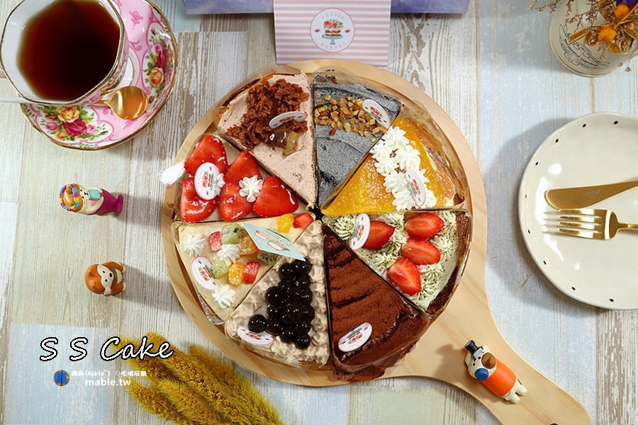 千層蛋糕 S S Cake