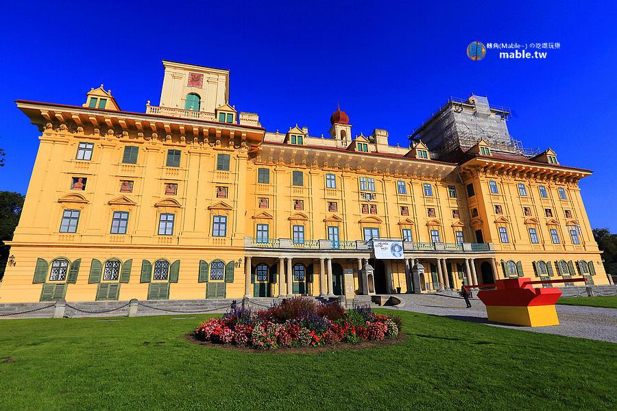奧地利景點 艾森施塔特 愛斯特哈澤宮