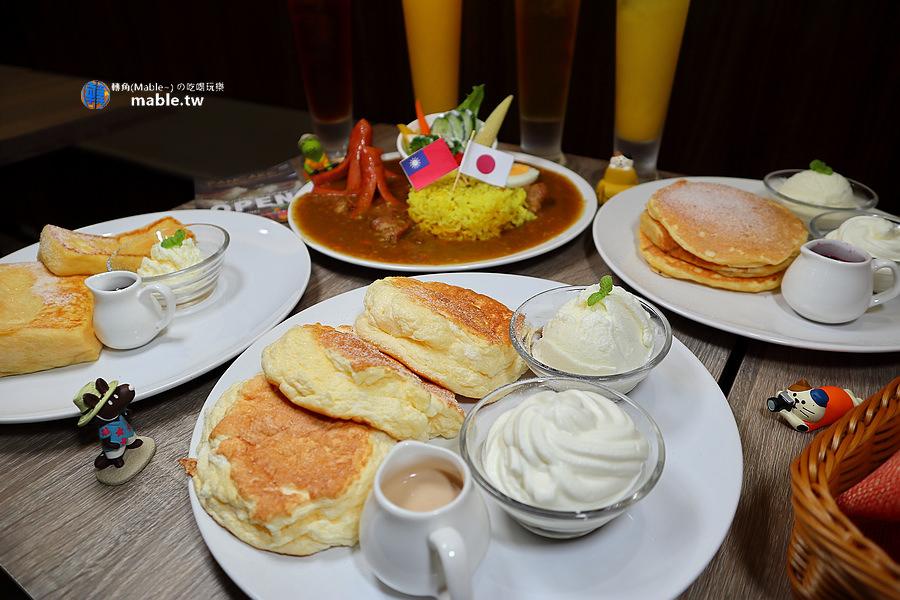 高雄下午茶 Pancake Ken's kitchen 餐點