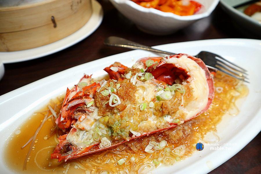 漢來翠園粵菜 高雄巨蛋店 金蒜波士頓龍蝦