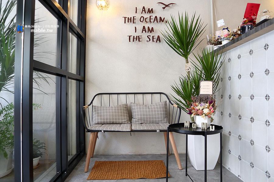 高雄 義式餐廳 沐樢 1樓環境
