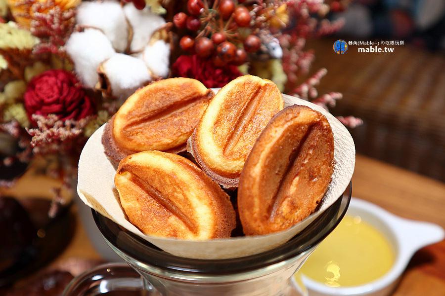 高雄下午茶 咖啡林咖啡 不限時咖啡廳 咖啡豆鬆餅