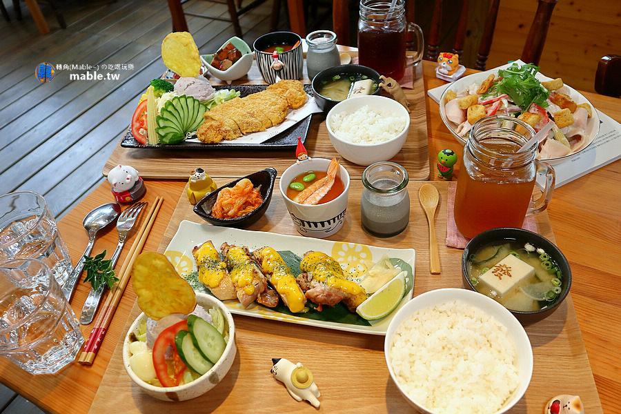 高雄簡餐 日式定食 來吃飯飯