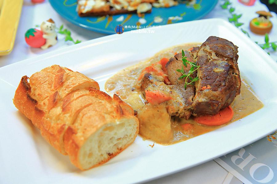 高雄美食 甜點 法式小珊蒂 法式燉肉
