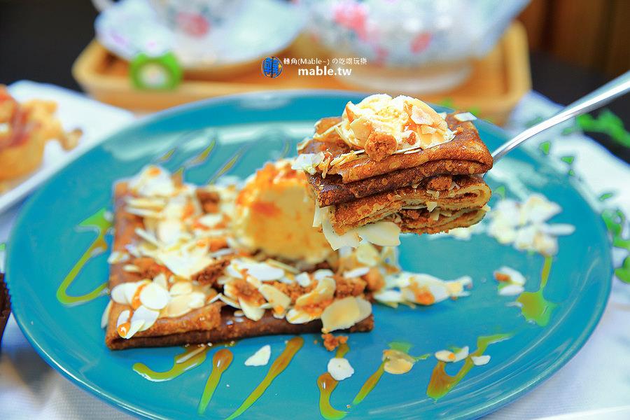 高雄美食 甜點 法式小珊蒂 法式薄餅
