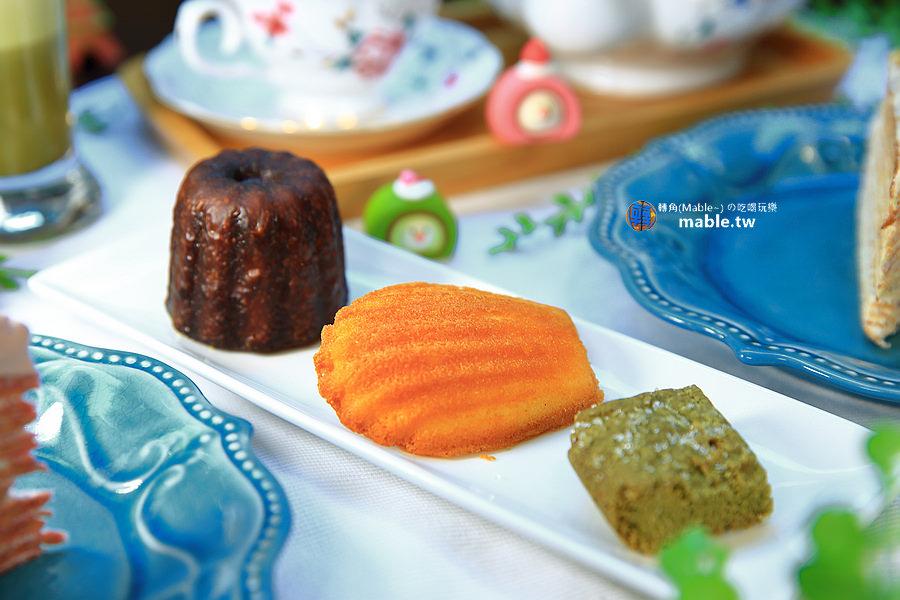 高雄美食 甜點 法式小珊蒂 可麗露