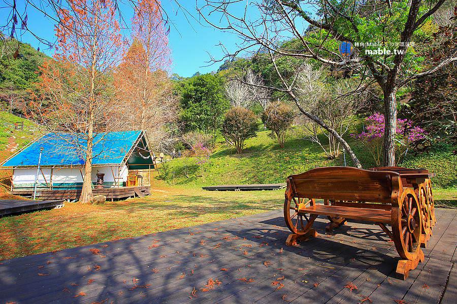 野漾莊園 新竹橫山豪華露營 帳篷