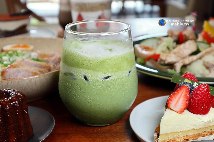 台南美食 沐植覓物 甜點咖啡