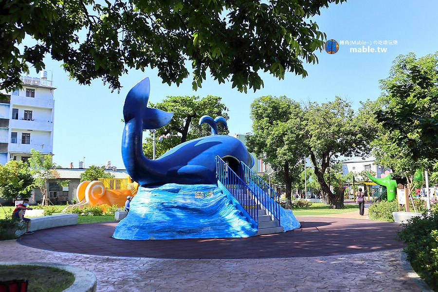 屏東市蘭州街特色公園