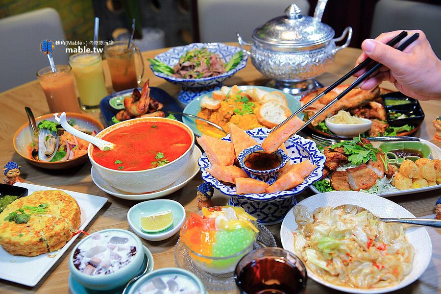 高雄饗泰多夢時代6樓泰式餐廳